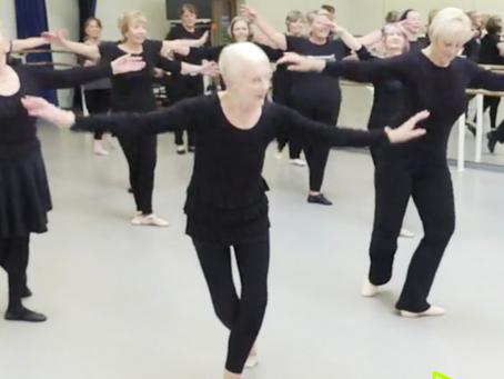 Still Dancing by Maria Viola Craig
