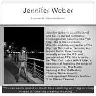 48 | #JenniferWeber
