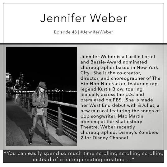 48   #JenniferWeber