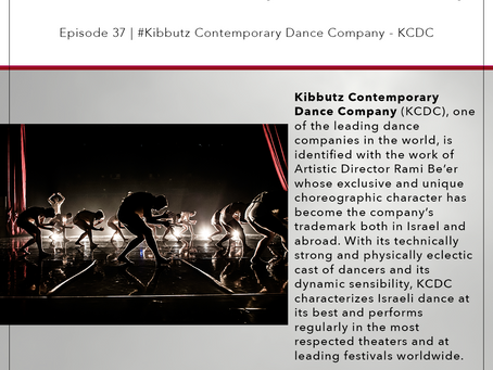 37 | #KibbutzContemporaryDanceCompany - KCD