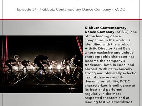 37 | #KibbutzContemporaryDanceCompany - KCD