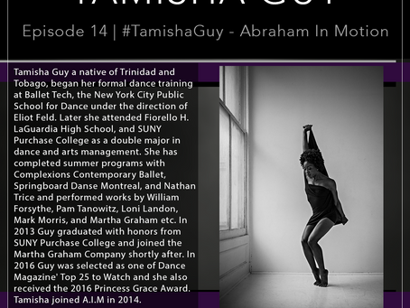 14 | #TamishaGuy - A.I.M