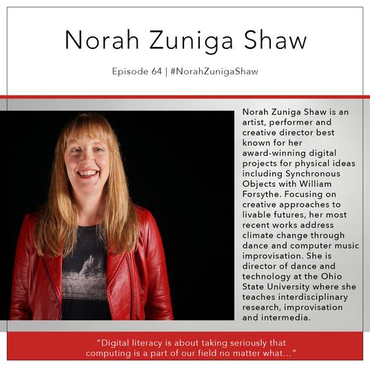 64   #NorahZunigaShaw