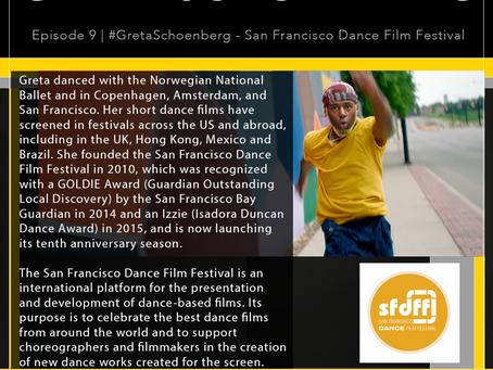 9 | #GretaSchoenberg - San Francisco Dance Film Festival