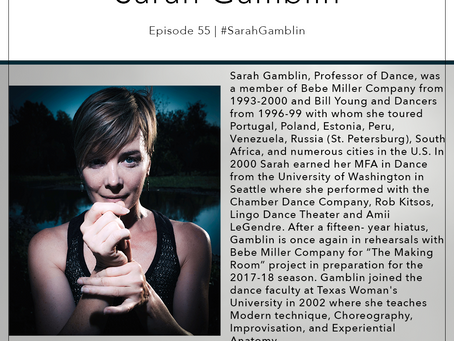 55 | #SarahGamblin
