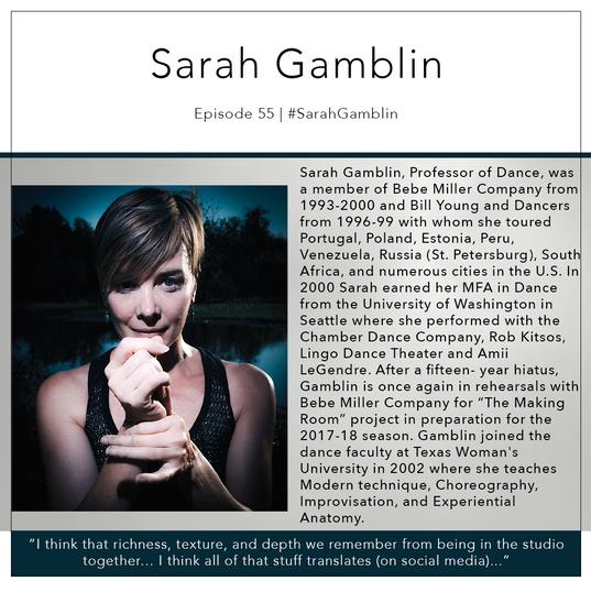 55   #SarahGamblin