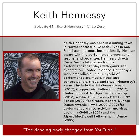 44   #KeithHennessey - Circo Zero