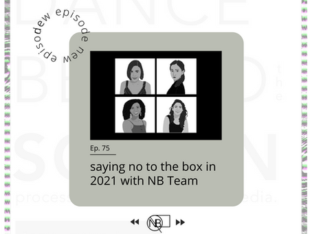 75 | Saying No to the Box w/ the NB Team