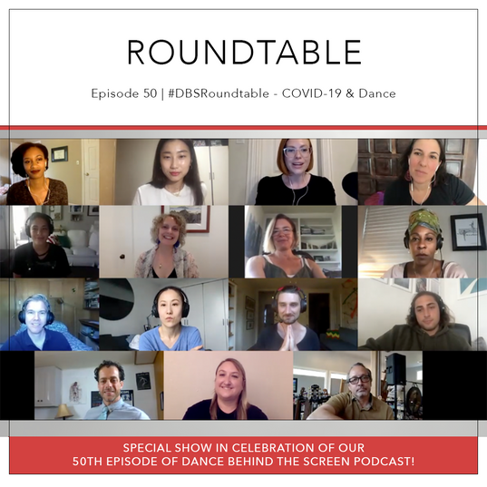 50   #DBSRoundtable - COVID-19 & Dance
