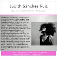 36 | #JudithSánchezRuíz- JSR Company