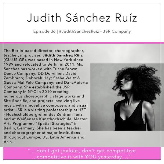 36   #JudithSánchezRuíz- JSR Company