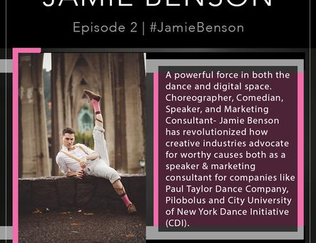 2 | #JamieBenson