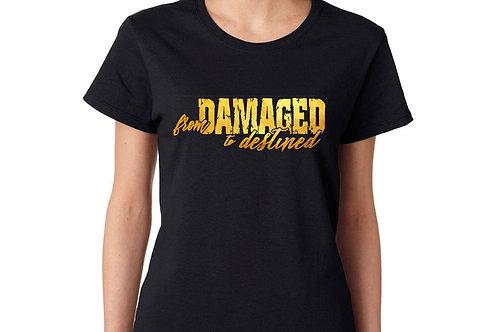 FDTD Gold Foil T-Shirt