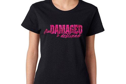 FDTD Pink Glitter T-Shirt