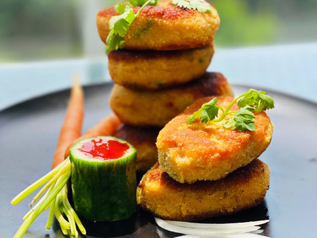 Chicken Cakes/Cutlets