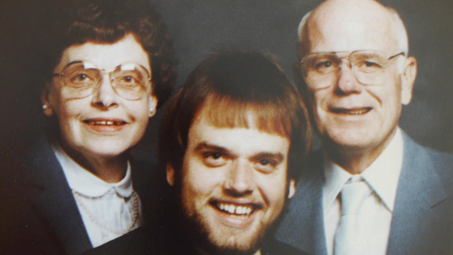 Charlotta, Brian & Fred Harrison