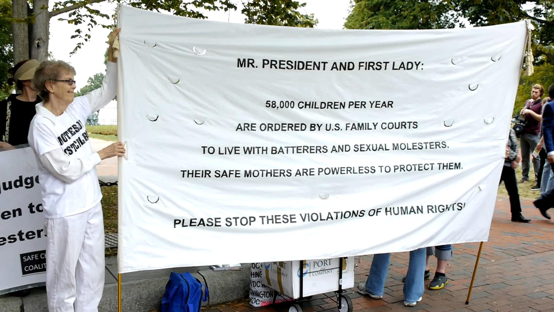 MOLC protest DC