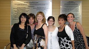 Skidmore Flute Institute faculty 2011