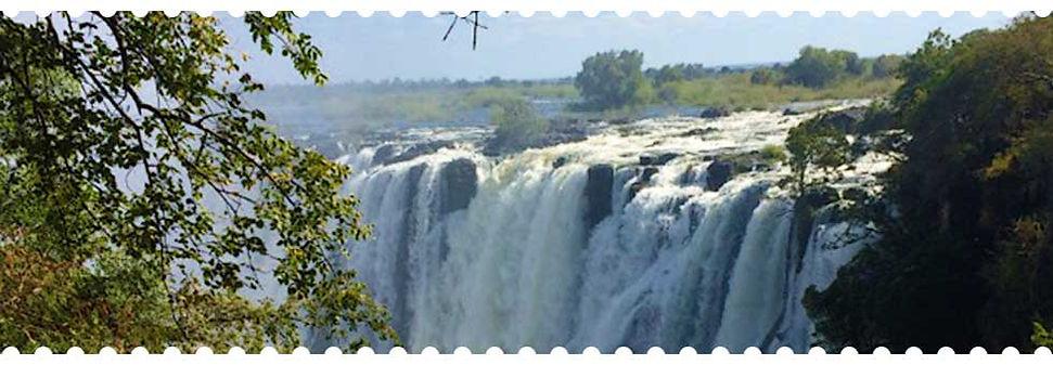Chutes Victoria Falls