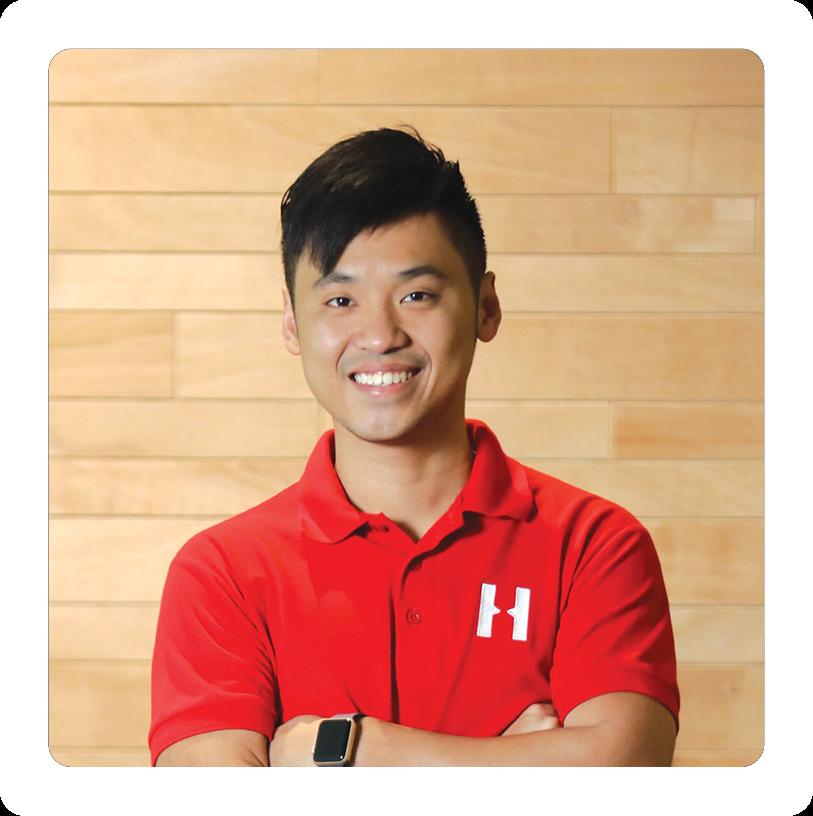 Alvin Ea, Co-Founder & CEO of Haulio Pte. Ltd.