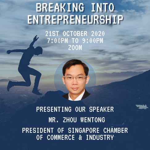 Breaking Into Entrepreneurship