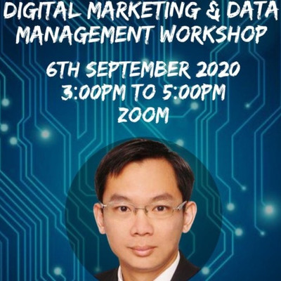Digital Marketing and Data Management Workshop by the President of SCCI