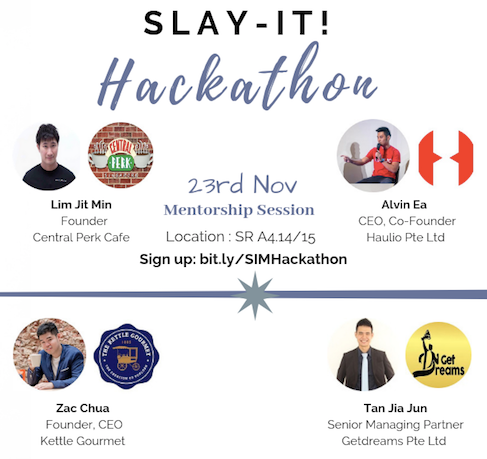 [Hackathon] Day 3 Speakers' profile