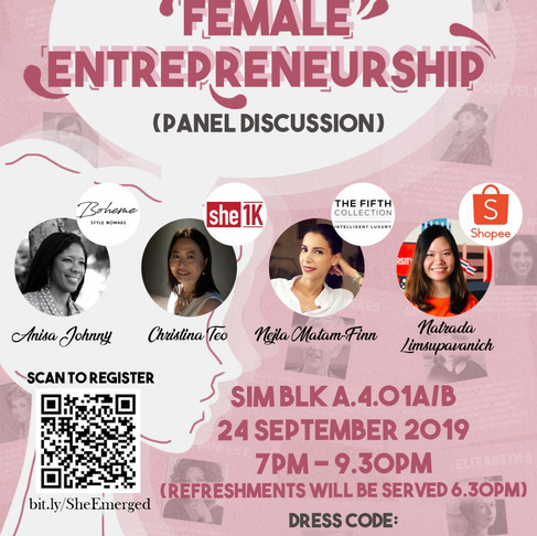 Young Entrepreneurs Network - Emergence in Female Entrepreneurship