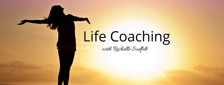 life coachin with Rochelle Sudfelt intro