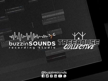 Partnership: Buzzin' Sounds x Treehouse Collective
