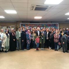 Group photo @ Khizra Masjid (CCF 2019)