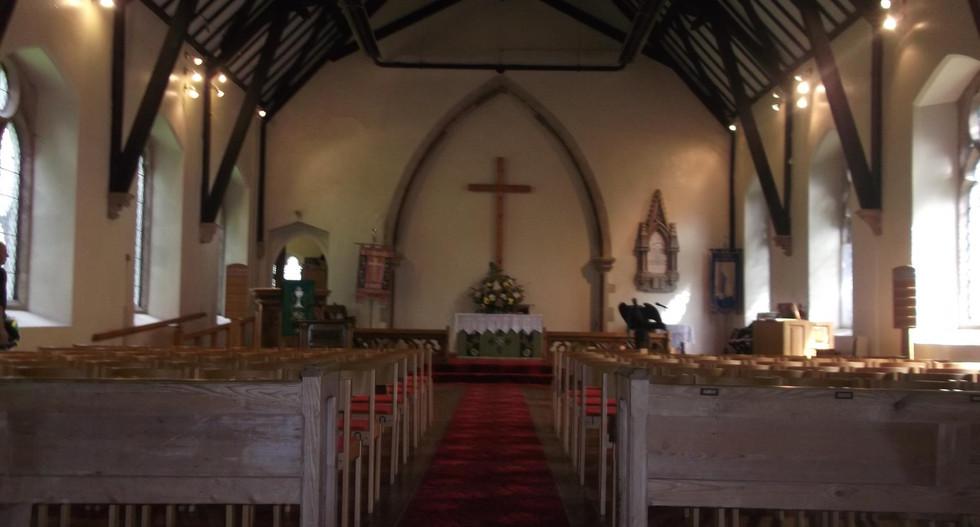 St. Thomas' Inside (2018)