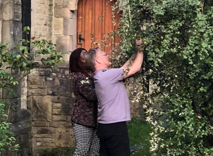 St. Thomas' Gardening (2018)