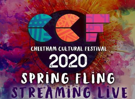 Virtual Spring Fling 2020