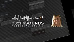 Partnership: Buzzin' Sounds x Joanne Grogan
