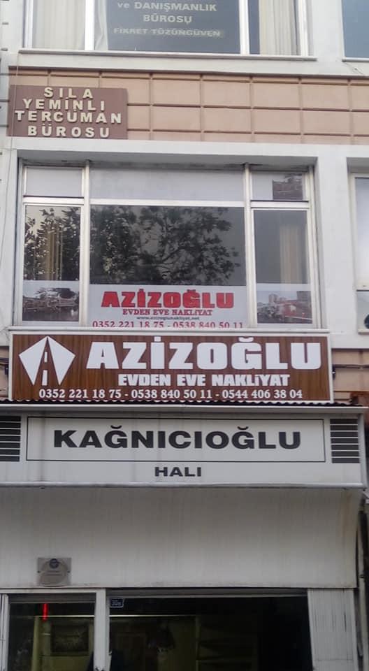 Azizoğlu Nakliyat Büro