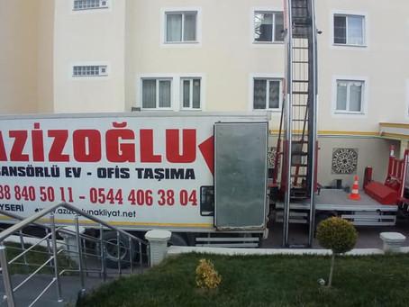 Kayseri Evden Eve Nakliyat   0 538 840 50 11   Azizoğlu Evden Eve Taşıma
