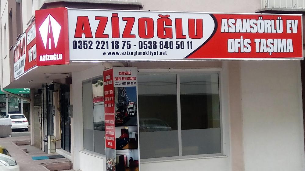 Azizoğlu Nakliyat Yeni Büromuz