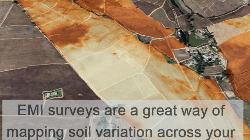EMI Soil Scanning (per Ha)