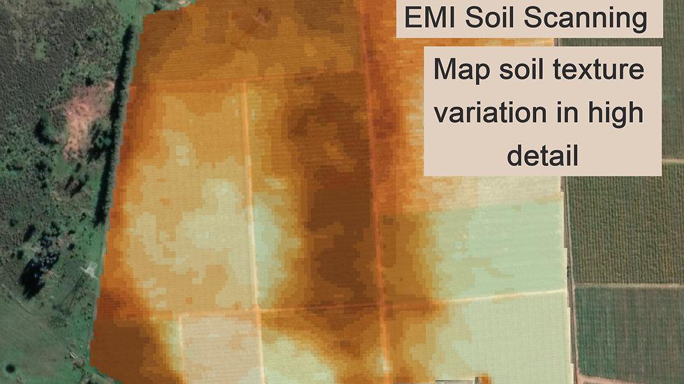 EMI Soil Scanning (per Ha)