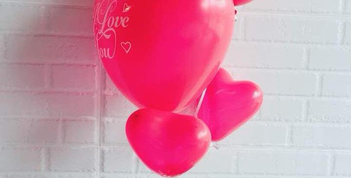 LH20-026 LOVE BALLOONS