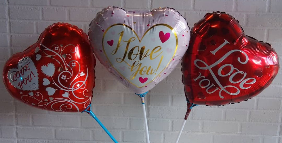 LH20-B3 LOVE BALOON (1 ONLY)