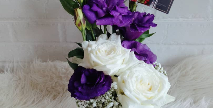 Violet White