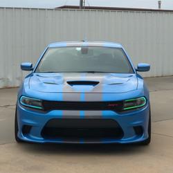 Hellcat Racing Stripes