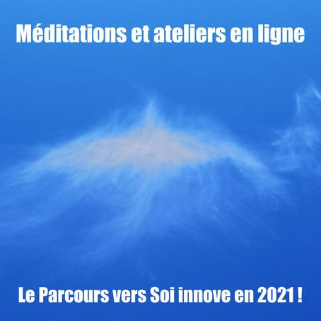 Méditations et Ateliers 2021