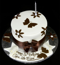 002923 6 inch Birthday Cake ideal for them and a few friends