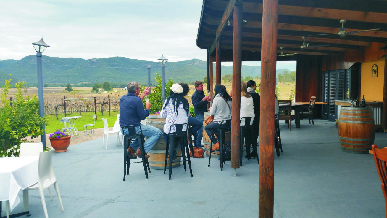 Tasting at Mount Broke Vineyard.jpg
