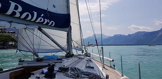 Blue Boléro Montreux