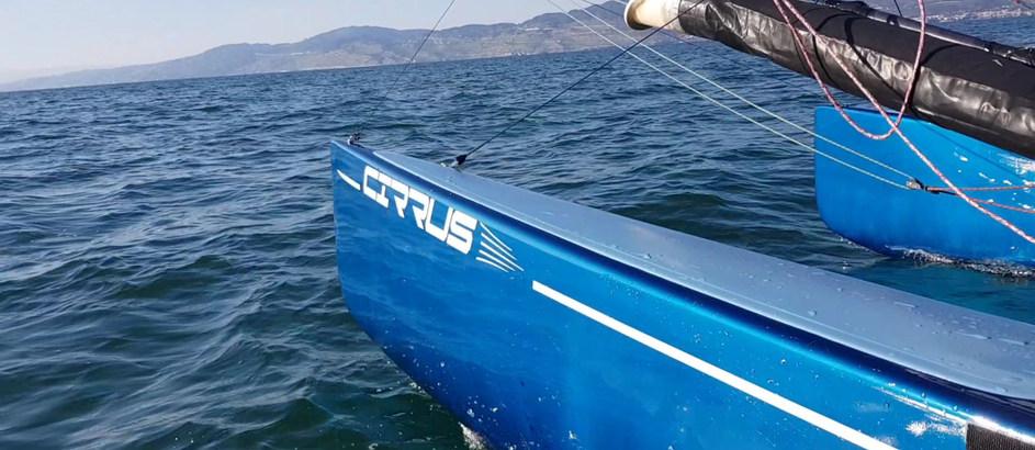 Catamaran Cirrus - Découverte Voile Pro Nautisme