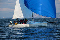 J80 Bouveret Cup 3